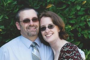 Brad and Hannah Ketterling