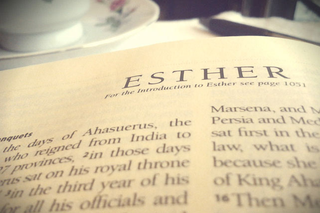 Esther: The Reluctant Queen – The book of Esther