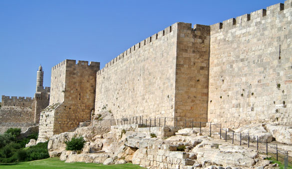 Nehemiah: The Wall Builder – The book of Nehemiah