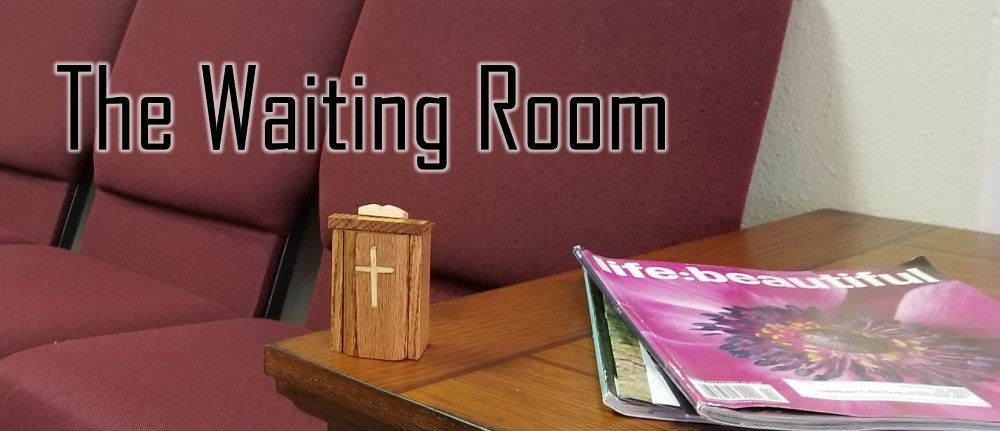 The Wandering Pulpit – The Waiting Room