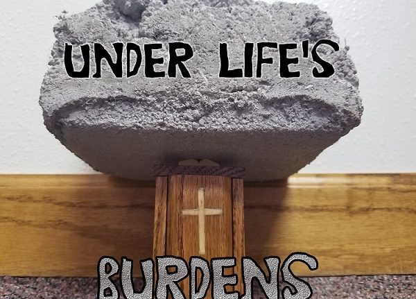 The Wandering Pulpit – Under Life's Burdens